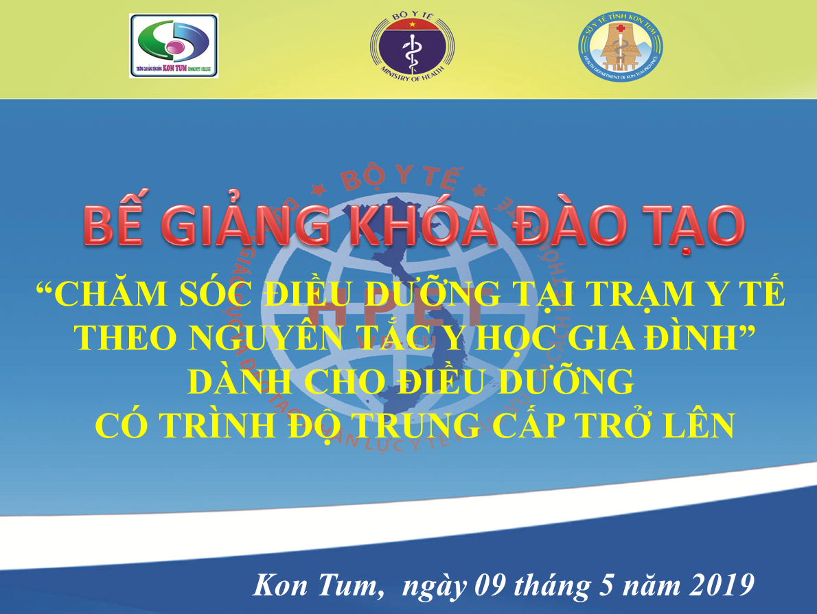 Bế giảng HPET